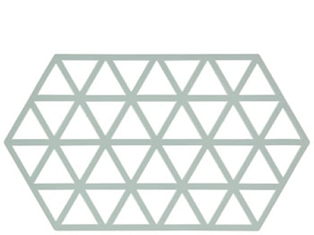 Triangles Grytunderlägg Nordic Sky 24x14 cm