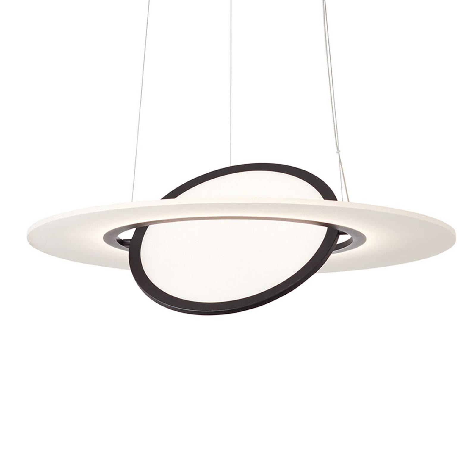 AEG Olia -LED-riippuvalaisin pyöreä CCT, himmennys