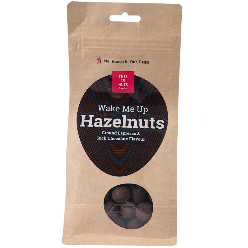 Chokladdragerade Hasselnötter - 40% rabatt