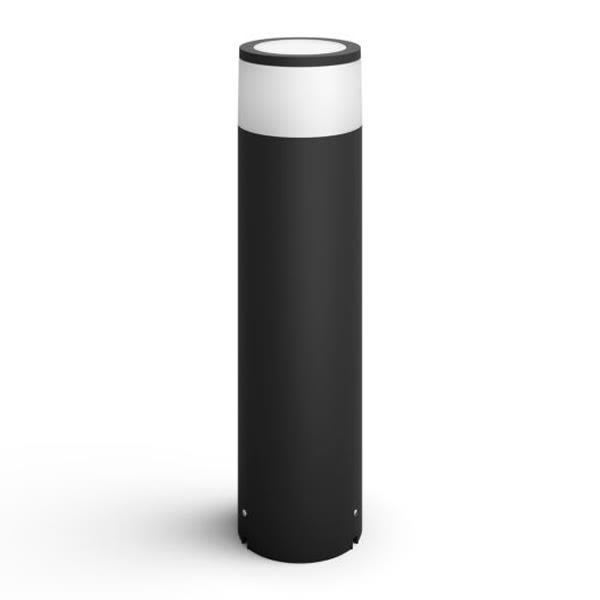 Philips Hue Calla Large Pullert svart, 600 lm, 8 W LED