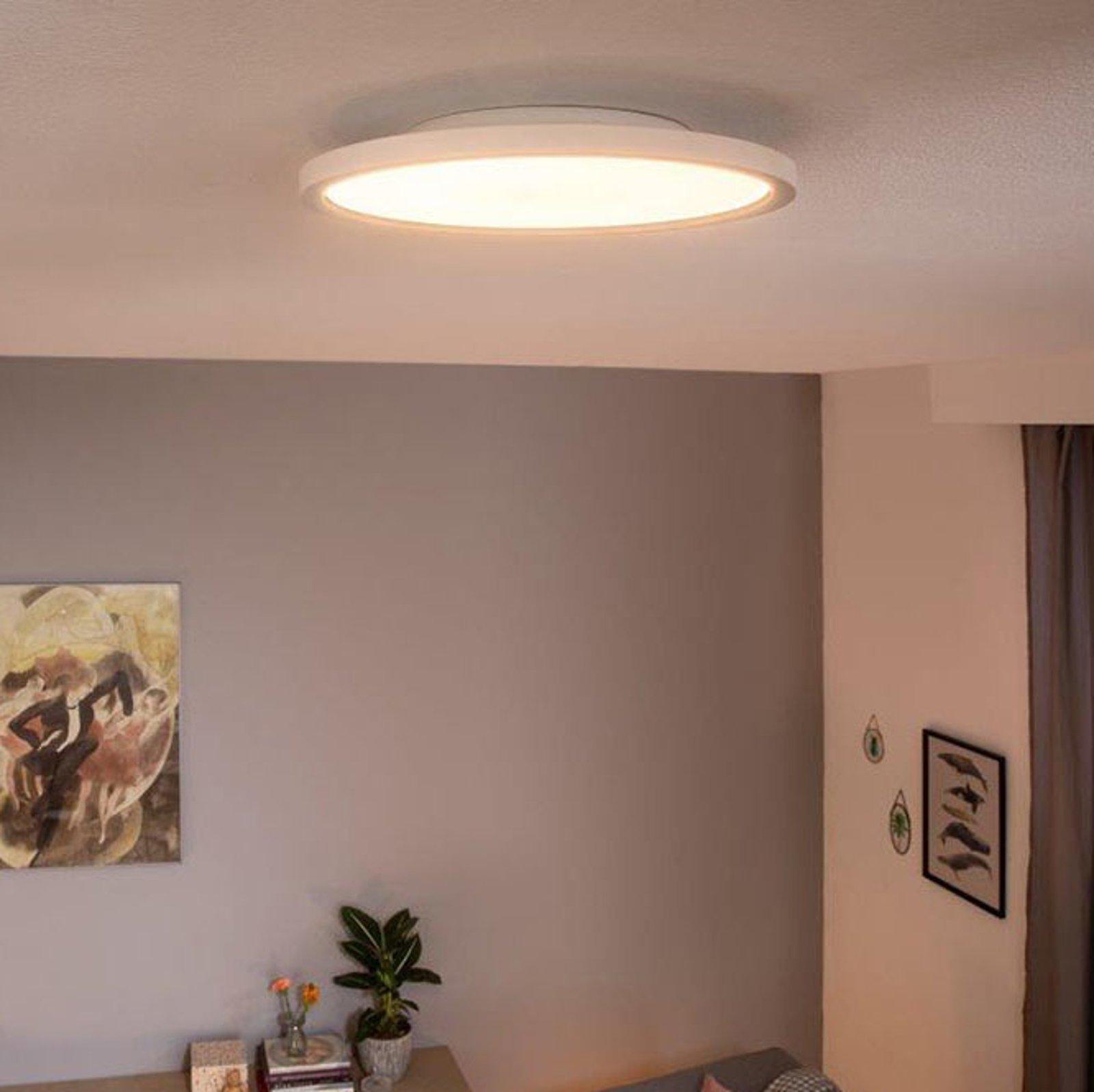 Philips Hue White Ambiance Aurelle LED-panel rund