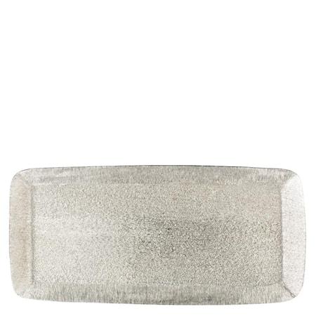 Bricka Marely 41x19 cm Silver