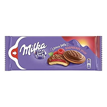 Milka Choco Jaffa - Raspberry 147g