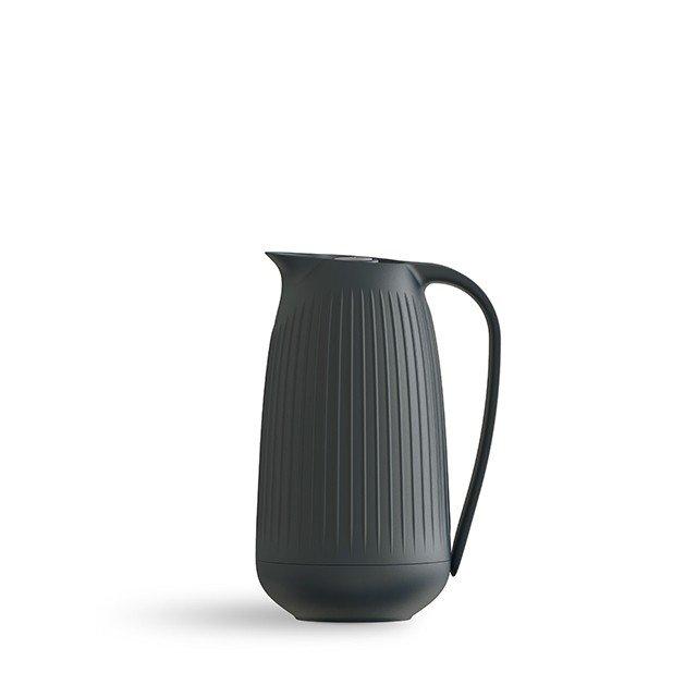 Kähler - Hammershøi Vaccum Jug 1 Liter - Antracite Grey (693101)