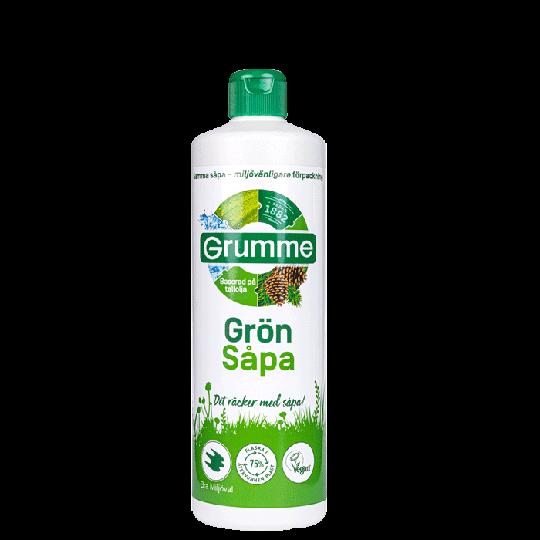 Grumme Såpa Grön, 750 ml