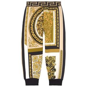 Versace Barocco Mosaic Mjukisbyxor Guld 5 år