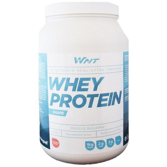 "Proteiinijauhe ""Whey Protein"" Mansikka 1kg - 29% alennus"