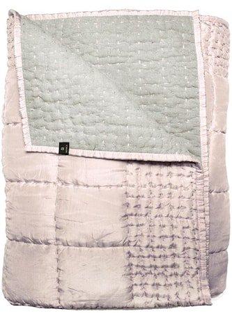 Delia sengeteppe – Rose, 160x240