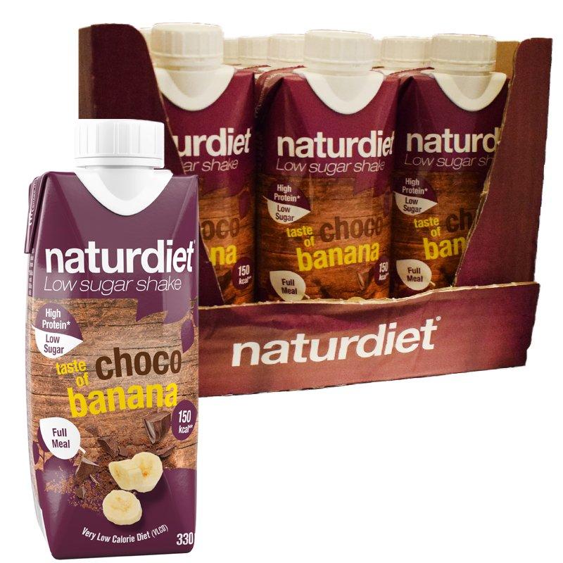 Ateriankorvikkeita Choco Banana 12kpl - 25% alennus