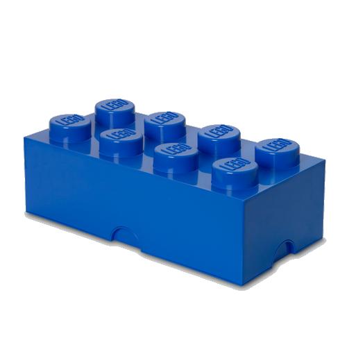 Room Copenhagen - LEGO Storeage Brick 8 - Blue (40041731)