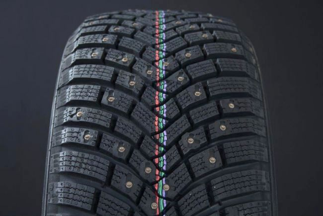 225/60R17 CONTINENTAL ICE CONTACT 3 DUBB RUNFLAT