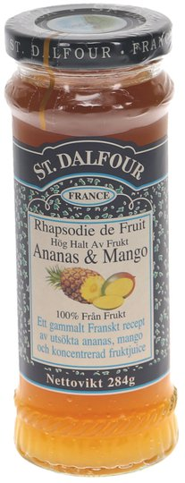 Marmelad Ananas & Mango - 24% rabatt