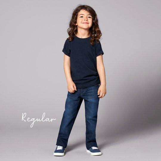 Jeans regular denim
