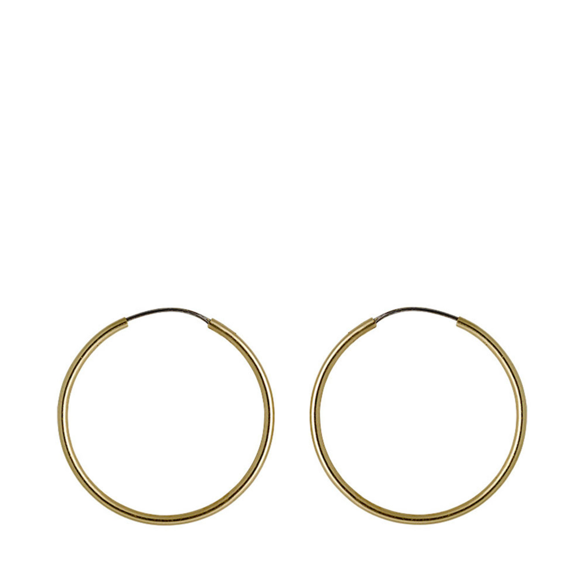 Örhängen, Sanne Gold Plated, ONESIZE