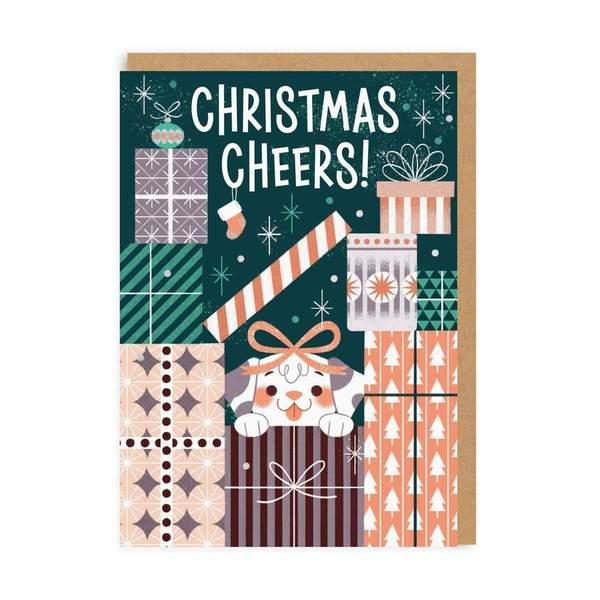 Christmas Gift Cheers! Christmas Card