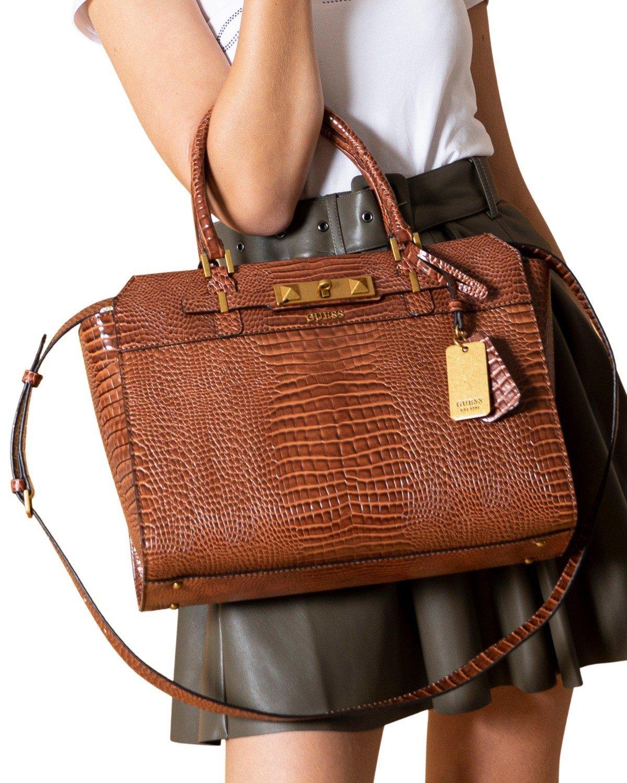 Guess Women's Handbag Various Colours 305552 - brown UNICA