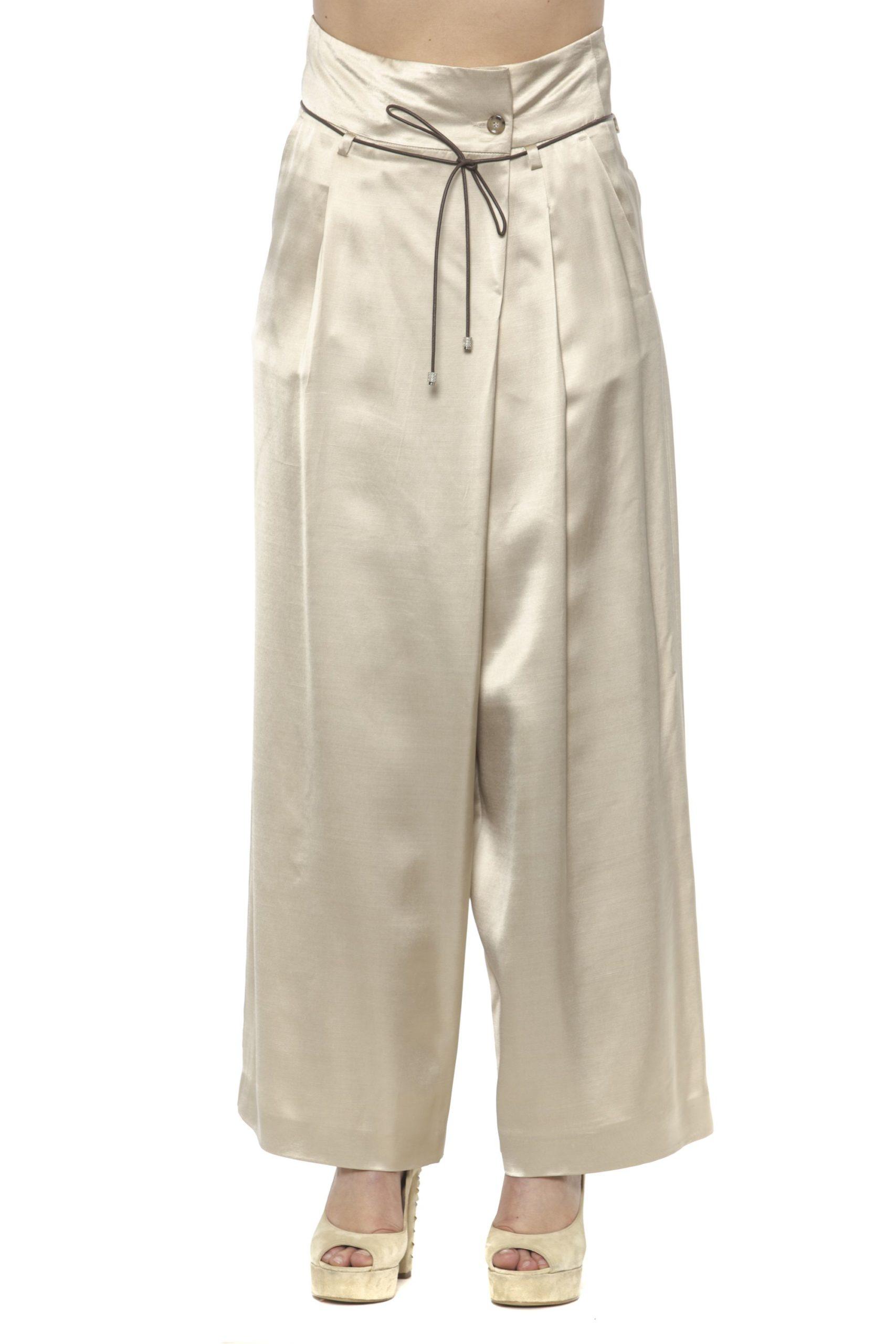 Beige Jeans & Pant - IT40 | XS