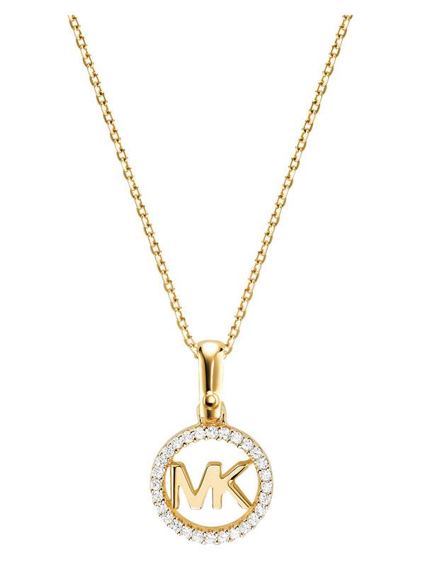 Michael Kors Halsband Premium - Guld MKC1108AN710