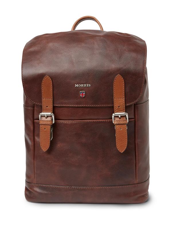 Morris Brydon Backpack Chestnut 45185-chestnut
