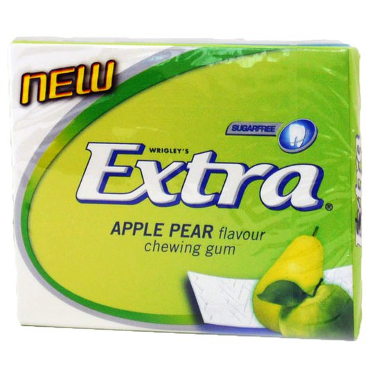 Tuggummi Apple Pear - 70% rabatt