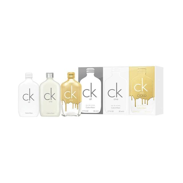 Calvin Klein - CK One 3 x 50 ml - Giftset
