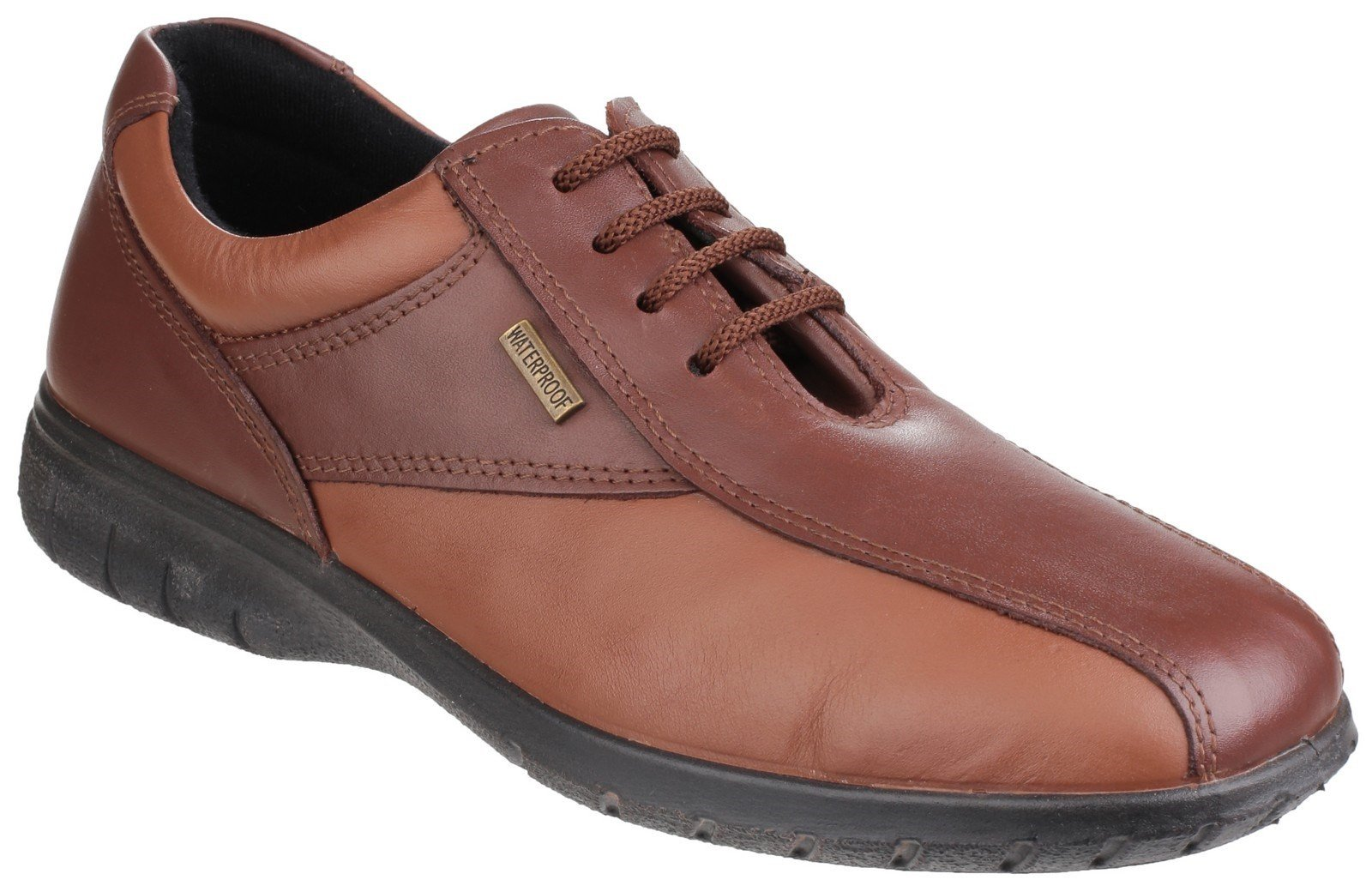 Cotswold Men's Collection Salford Shoe Various Colours 18154 - Brown 3