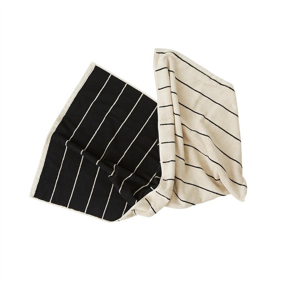 OYOY Living - Raita Organic Bath Towel - 70x140 cm - Clay