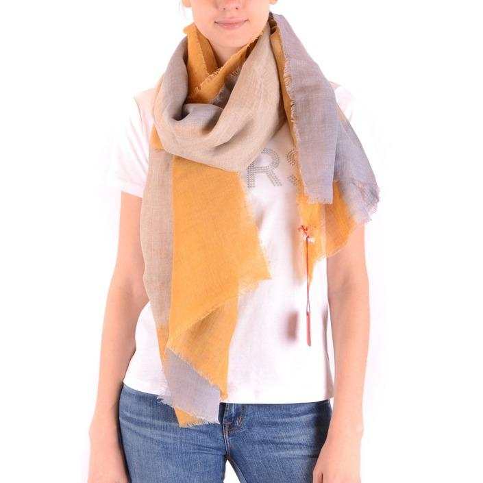 Altea Women's Scarf Yellow 165545 - yellow UNICA