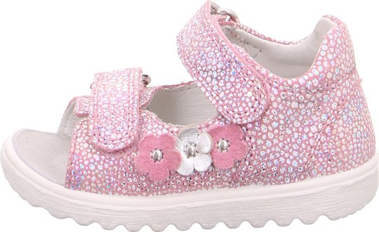 Superfit Lettie Sandal, Pink 21
