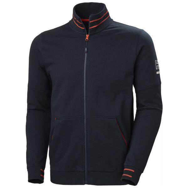 Helly Hansen Workwear Kensington Sweatshirt marineblå XS