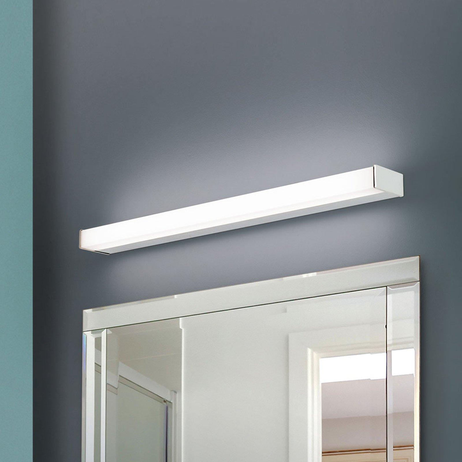 LED-speillampe Marilyn 70 cm krom