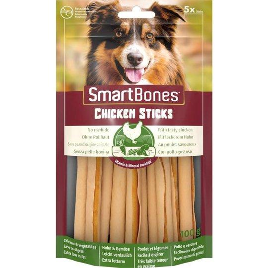 SmartBones Sticks Kyckling 5-pack