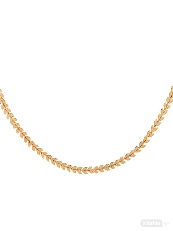 Syster P Halsband Layers Olivia - Guld NG1255