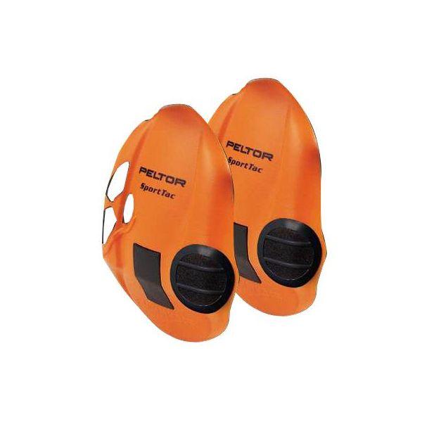 3M Peltor 210100-478-OR Ulkokuori malliin SportTac Oranssi