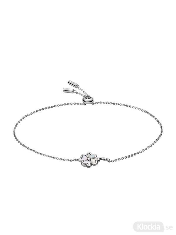 FOSSIL Armband Sterling Silver JFS00542040 - Damsmycke