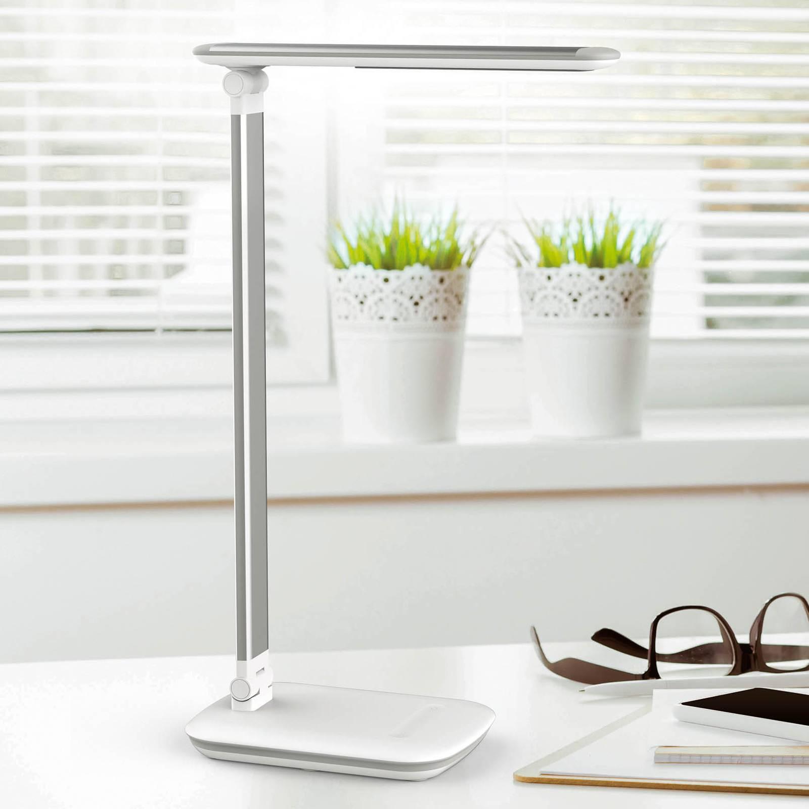 MAULjazzy - himmennettävä LED-työpöytälamppu