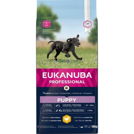 Eukanuba Puppy Large Breed (18 kg)