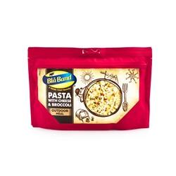 Blåband Expedition Meal, Pasta med ost och broccoli