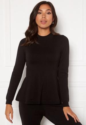 Happy Holly Henrietta Turtleneck sweater Black 40/42
