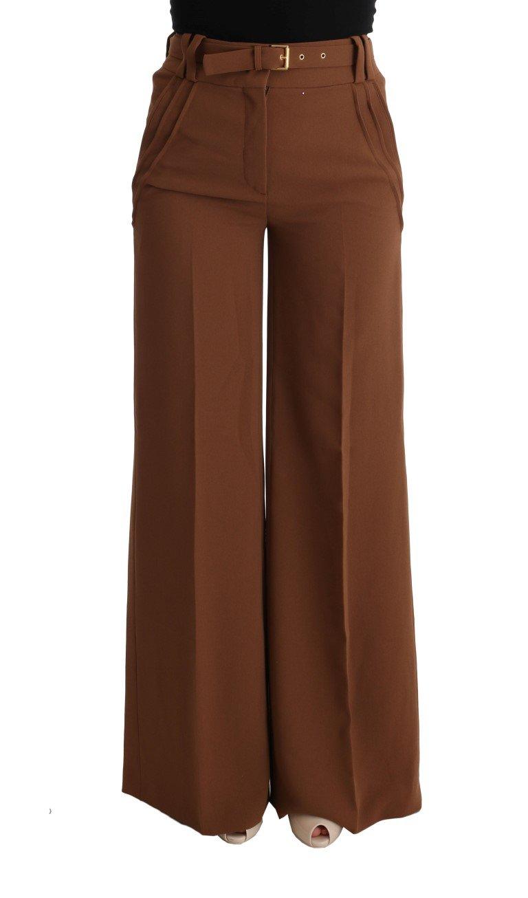 Cavalli Women's Trouser Brown SIG32422 - IT40|S