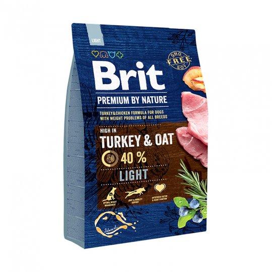 Brit Premium By Nature Turkey Light