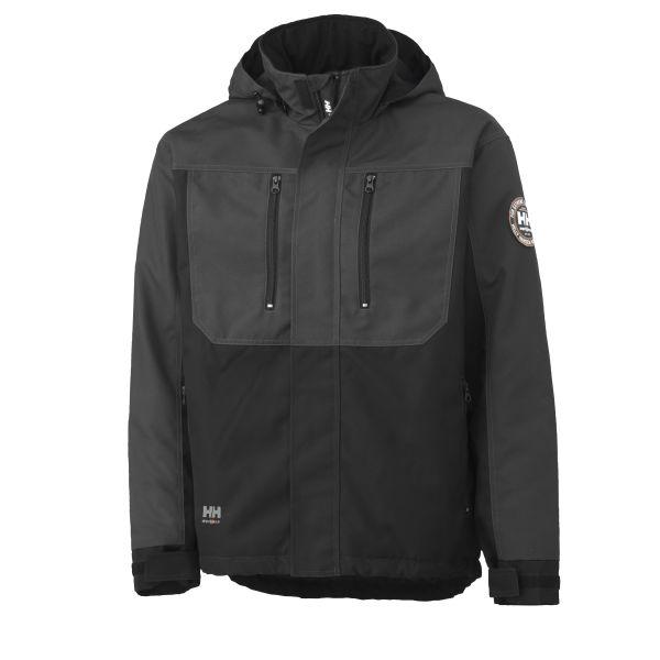 Helly Hansen Workwear Berg Jacka grå/svart S