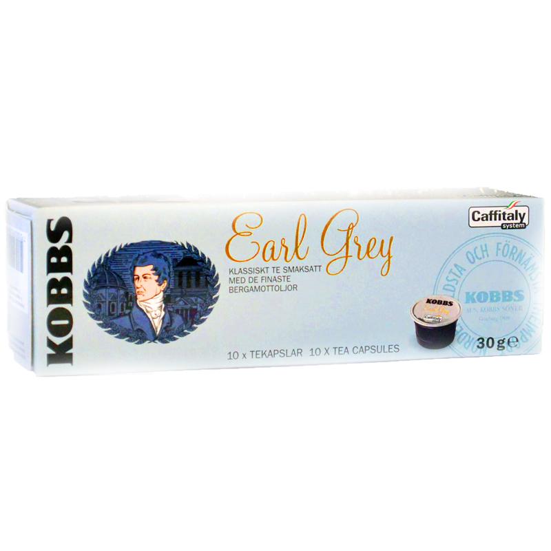 Te Earl Gray Kapsel - 75% rabatt