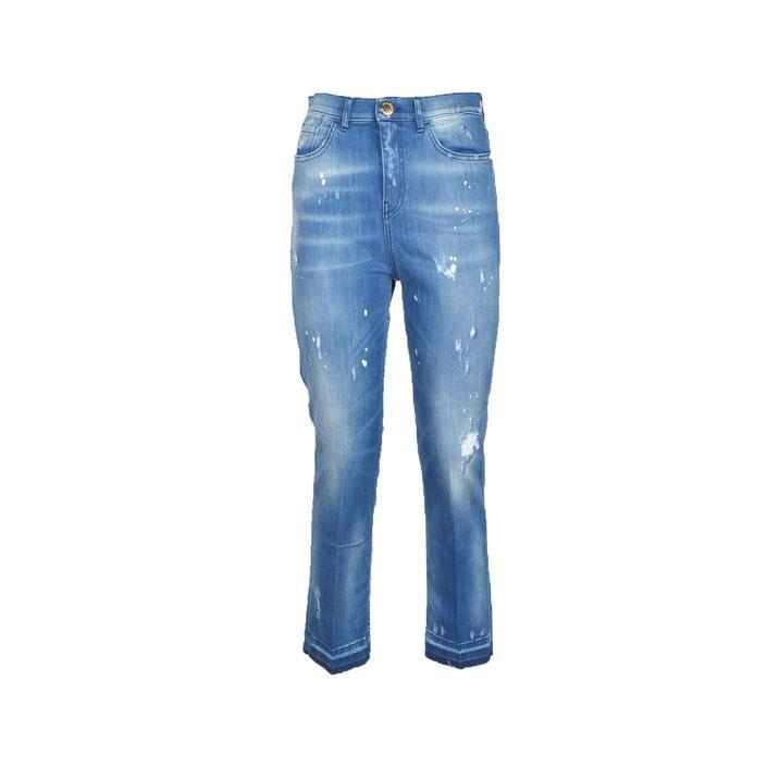Pinko Women's Jeans Blue 263333 - blue w27
