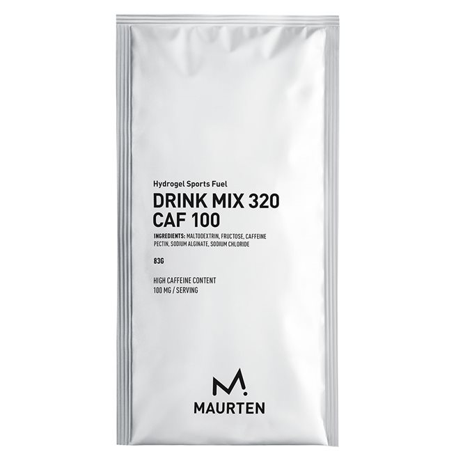 Maurten Drink Mix 320 Caf 100 Box, Sportdryck