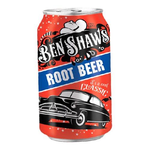 Ben Shaw Root Beer - 1-pack