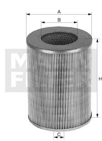 Ilmansuodatin MANN-FILTER C 420