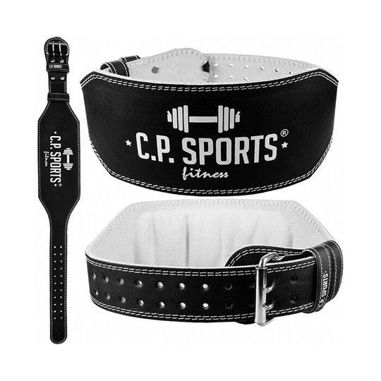Wide Lifting Belt, Black