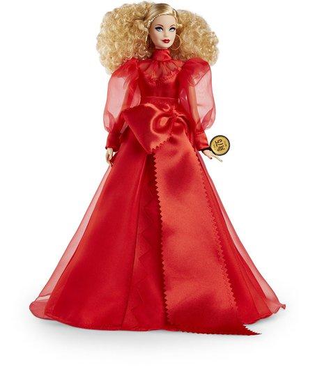 Barbie 75th Celebration Doll - Blonde