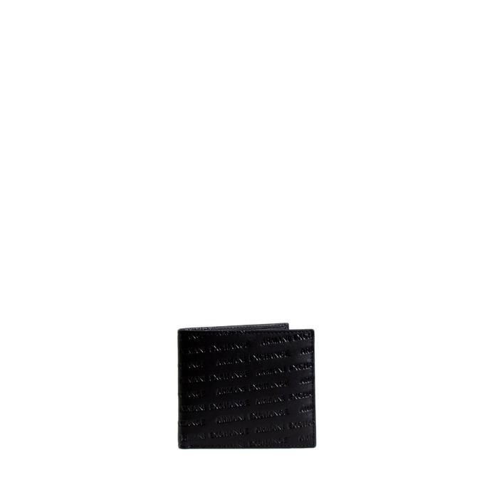 Armani Exchange Men's Wallet Black 261599 - black UNICA